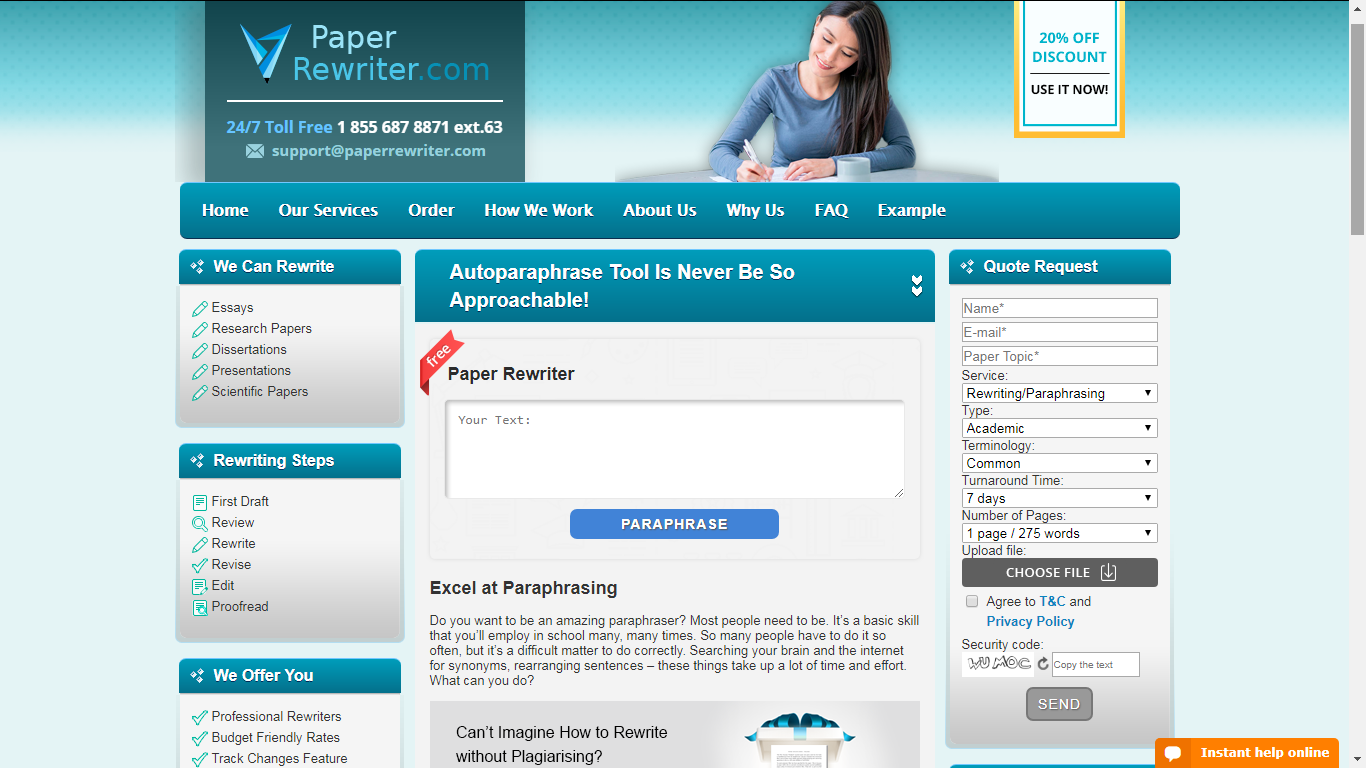 paperrewriter.com review