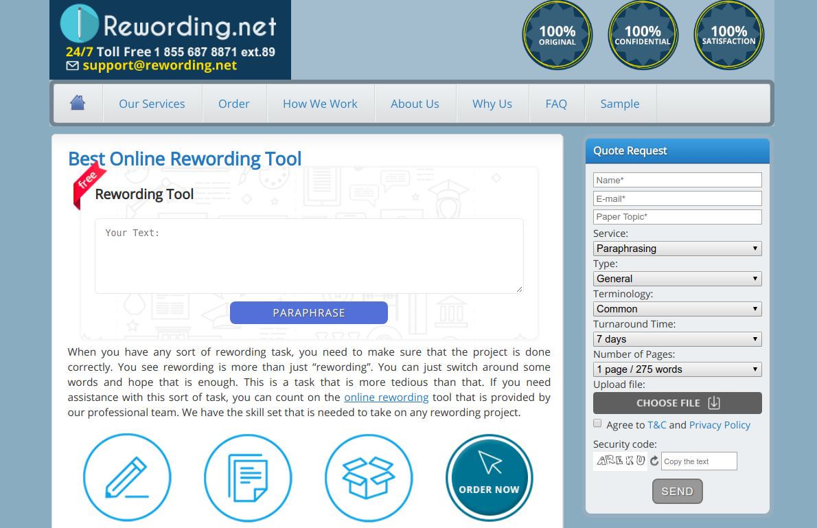 rewording.net rewordong tool