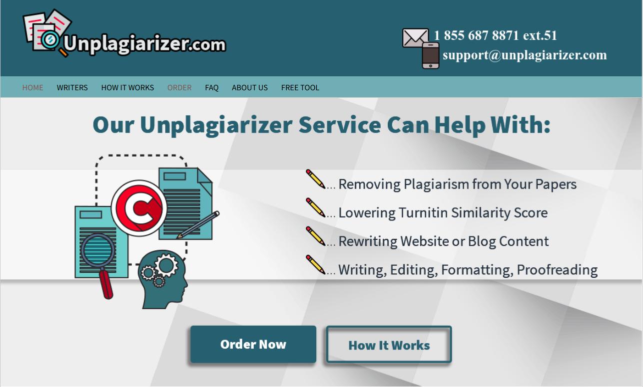 unplagiarizer.com unplagiarizer online